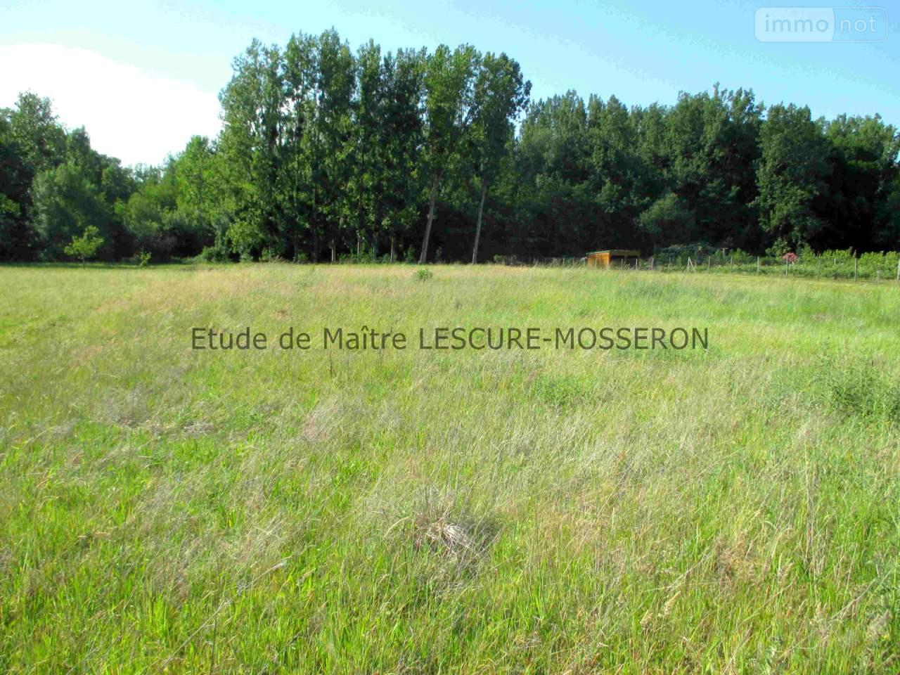 Terrains de loisirs bois etangs a vendre Chailles 41120 Loir-et-Cher 2779 m2  8056 euros