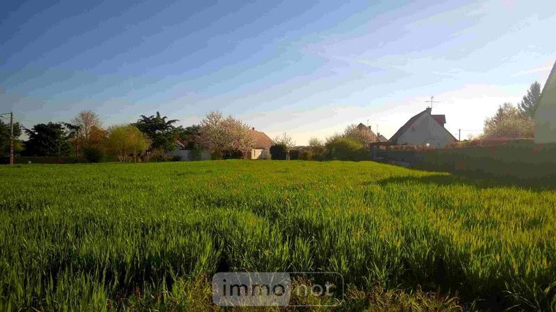 Terrain a batir a vendre Ouchamps 41120 Loir-et-Cher 967 m2  47700 euros