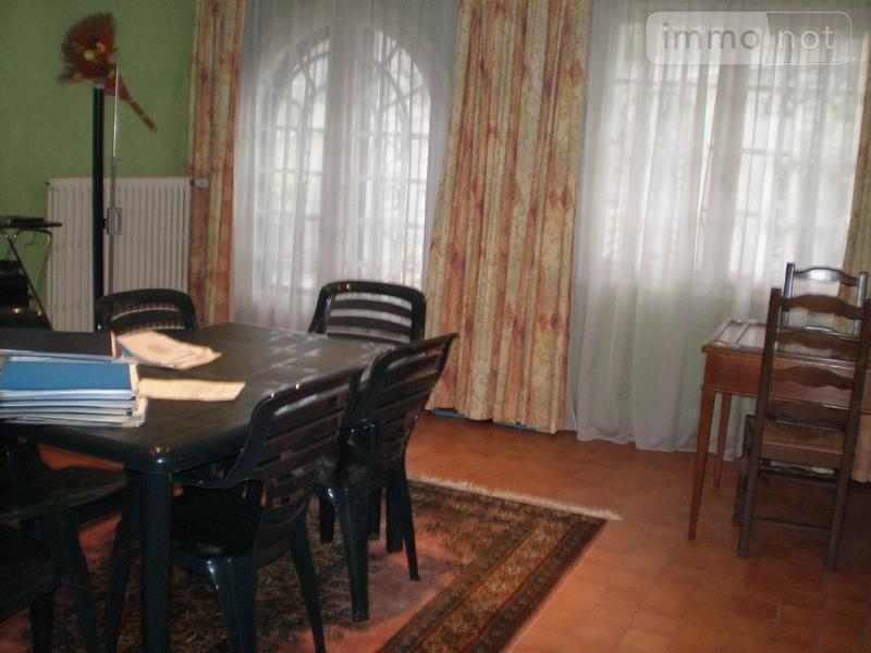 Maison a vendre Saint-Aignan 41110 Loir-et-Cher 185 m2 9 pièces 182320 euros