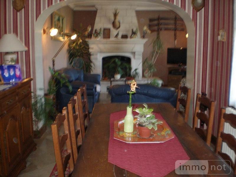 Maison a vendre Mareuil-sur-Cher 41110 Loir-et-Cher 107 m2 5 pièces 148400 euros