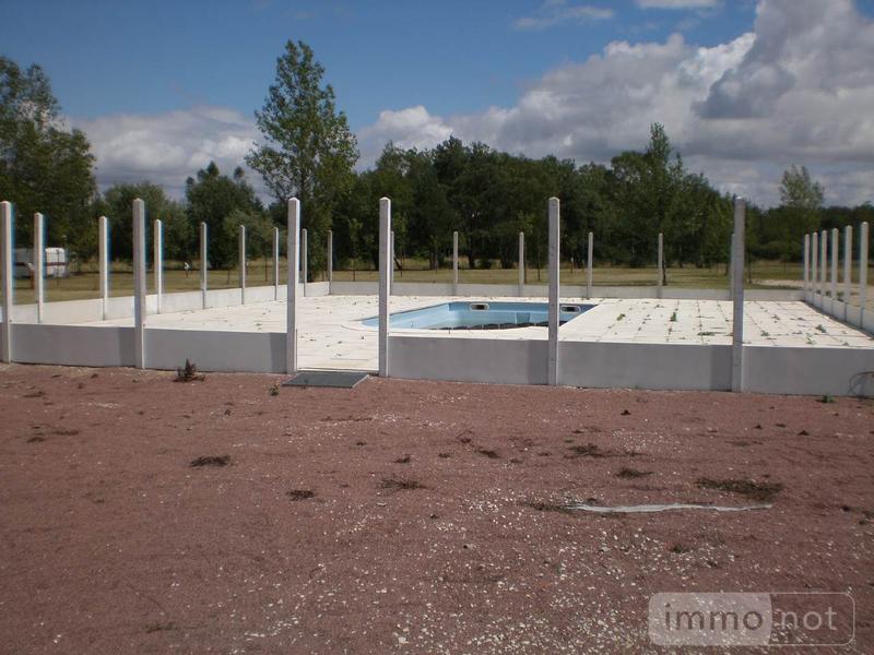 Maison a vendre La Vernelle 36600 Indre 145 m2 8 pièces 243800 euros