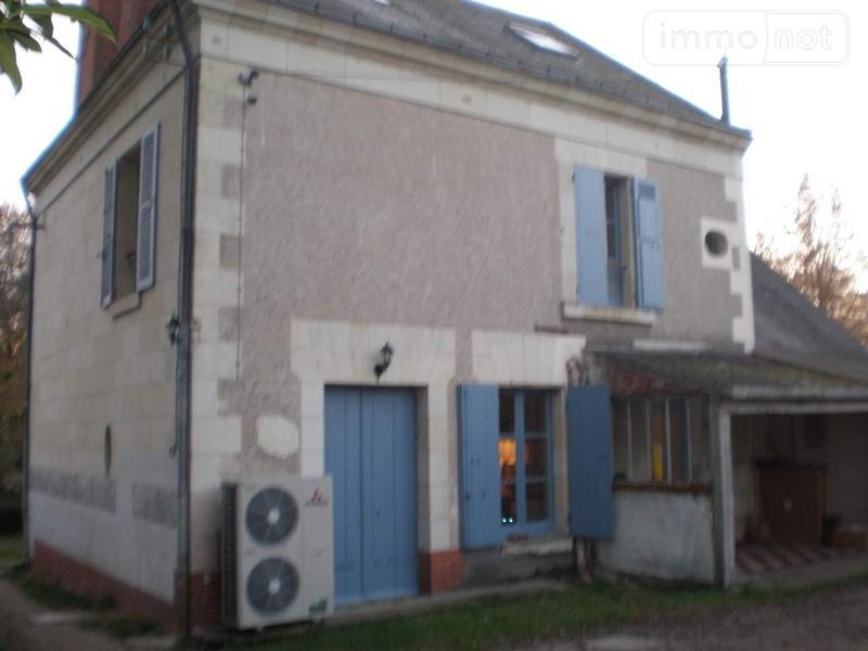 achat maison a vendre noyers sur cher 41140 loir et cher 150 m2 6 pi ces 277720 euros. Black Bedroom Furniture Sets. Home Design Ideas