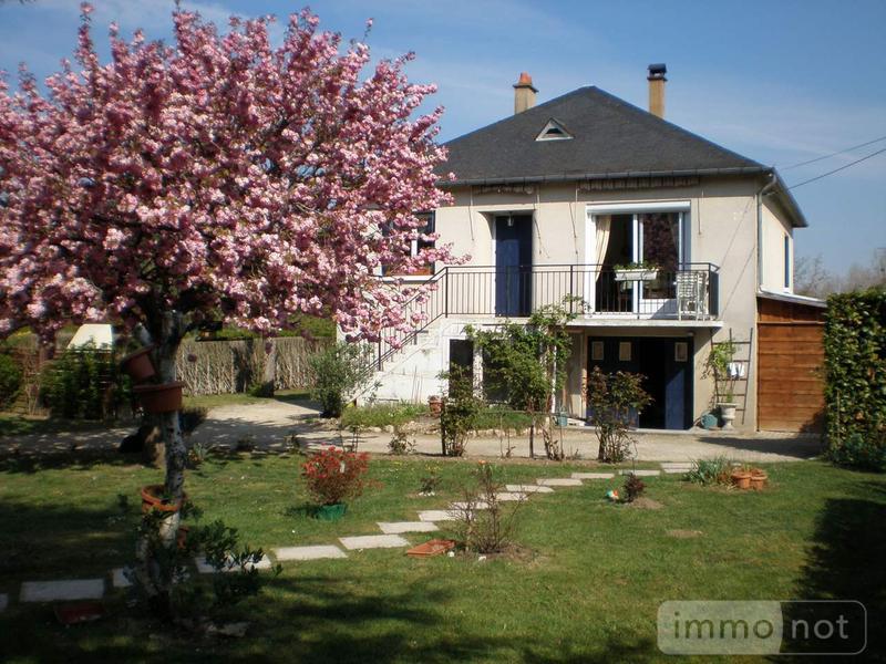 achat maison a vendre meusnes 41130 loir et cher 62 m2 5 pi ces 127200 euros. Black Bedroom Furniture Sets. Home Design Ideas