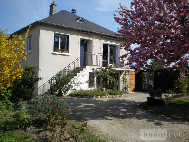 achat maison a vendre meusnes 41130 loir et cher 62 m2 5 pi ces 104940 euros. Black Bedroom Furniture Sets. Home Design Ideas