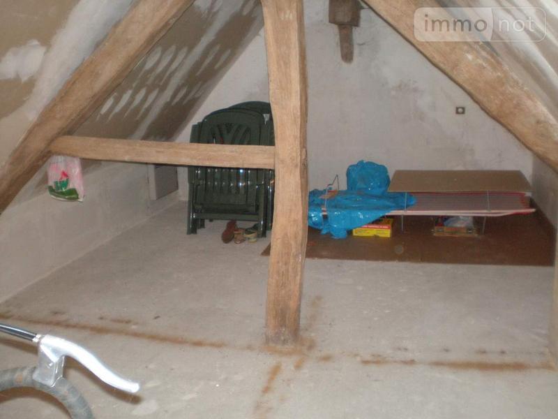 Maison a vendre Thésée 41140 Loir-et-Cher 36 m2 2 pièces 15000 euros
