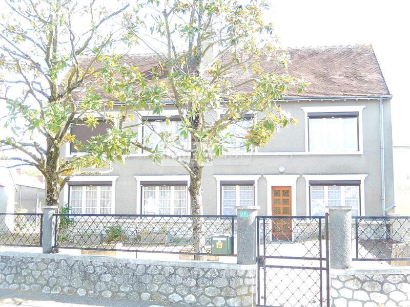 Maison a vendre Noyers-sur-Cher 41140 Loir-et-Cher 147 m2 7 pièces 106000 euros