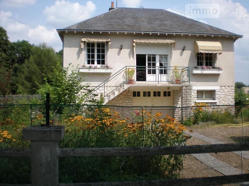 Maison a vendre Montrichard-Val-de-Cher 41400 Loir-et-Cher 70 m2 5 pièces 169600 euros