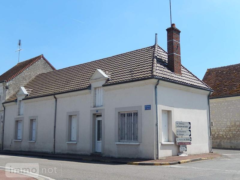 Maison a vendre Couffy 41110 Loir-et-Cher 95 m2 4 pièces 74200 euros