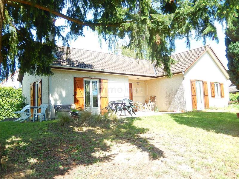 Maison a vendre Saint-Aignan 41110 Loir-et-Cher 110 m2 6 pièces 148400 euros