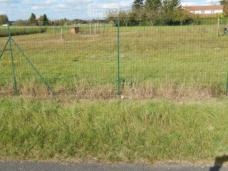 Terrain a batir a vendre Châtillon-sur-Cher 41130 Loir-et-Cher 1565 m2  29680 euros