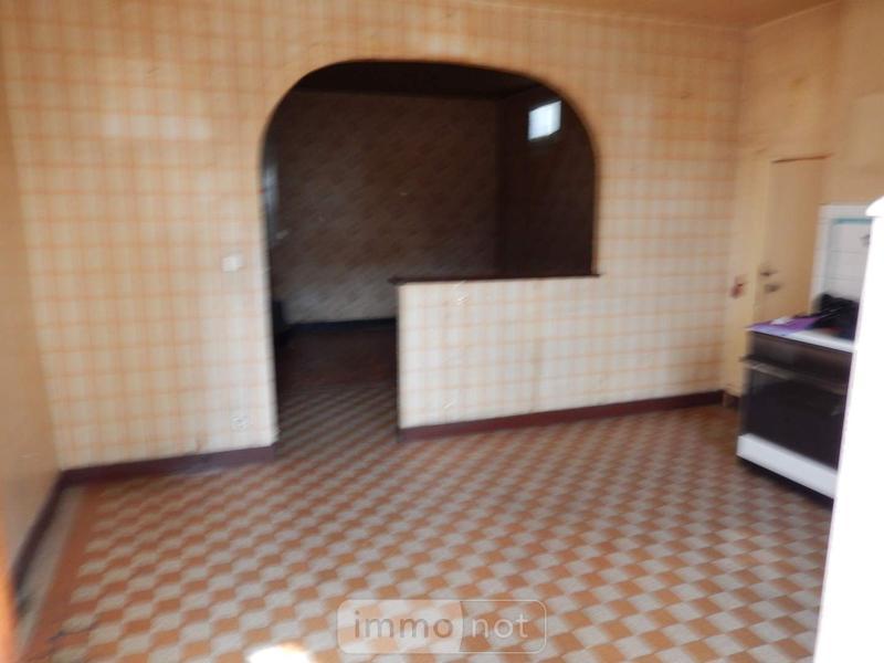 Maison a vendre Nouans-les-Fontaines 37460 Indre-et-Loire 66 m2 4 pièces 29680 euros