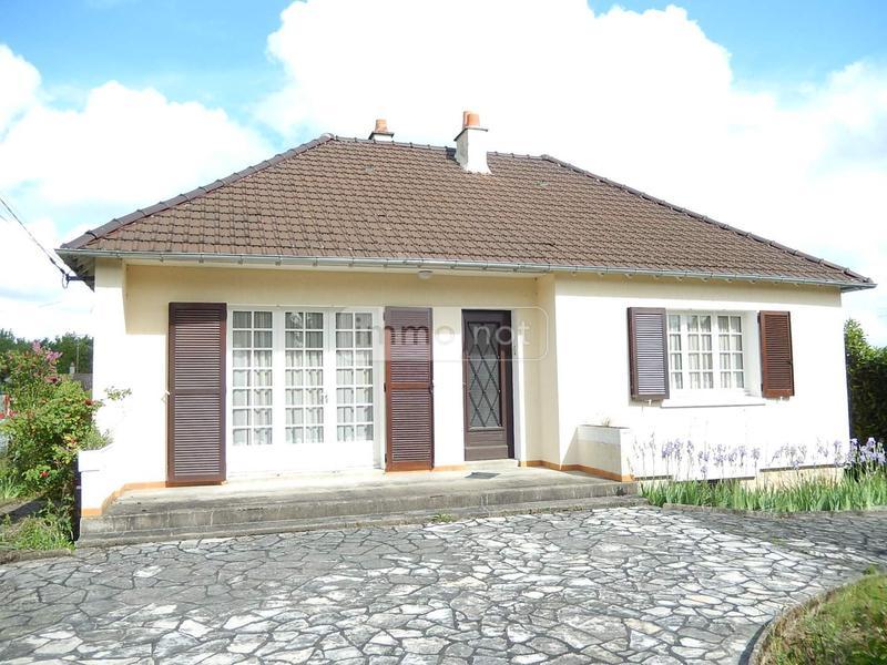 achat maison a vendre saint aignan 41110 loir et cher 90 m2 5 pi ces 106000 euros. Black Bedroom Furniture Sets. Home Design Ideas
