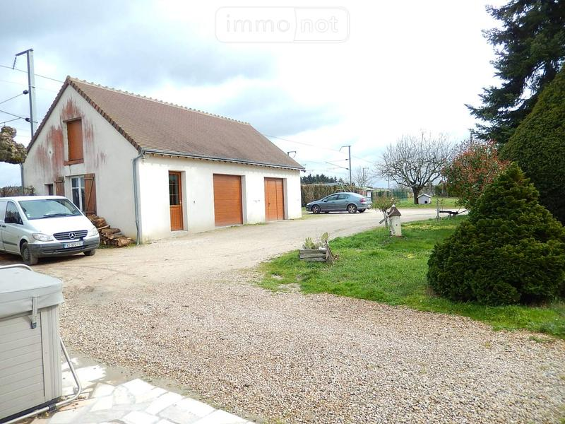 Maison a vendre Noyers-sur-Cher 41140 Loir-et-Cher 145 m2 7 pièces 227900 euros