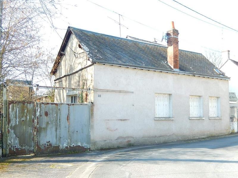 Maison a vendre Saint-Aignan 41110 Loir-et-Cher 63 m2 4 pièces 53000 euros