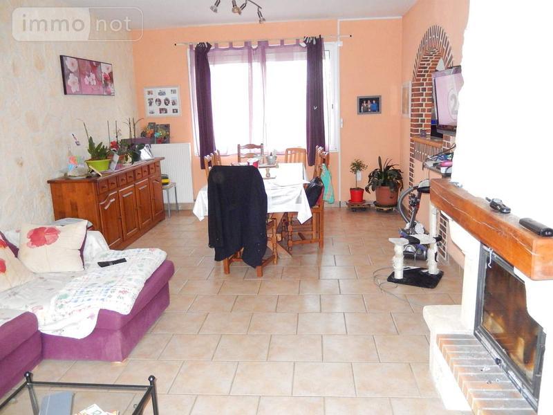 Maison a vendre Meusnes 41130 Loir-et-Cher 105 m2 5 pièces 127200 euros
