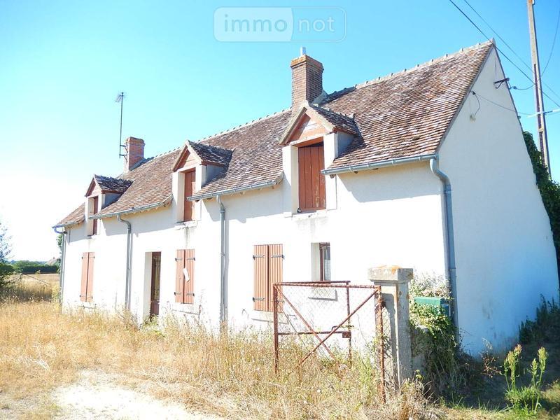 Achat maison a vendre saint romain sur cher 41140 loir et for Achat maison 67