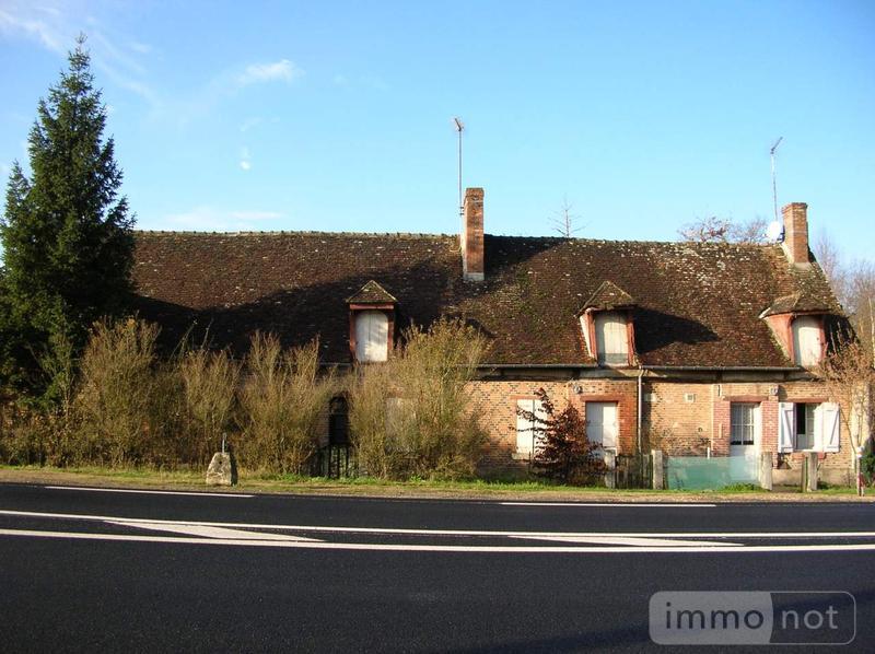 Maison a vendre Theillay 41300 Loir-et-Cher 152 m2 6 pièces 65000 euros