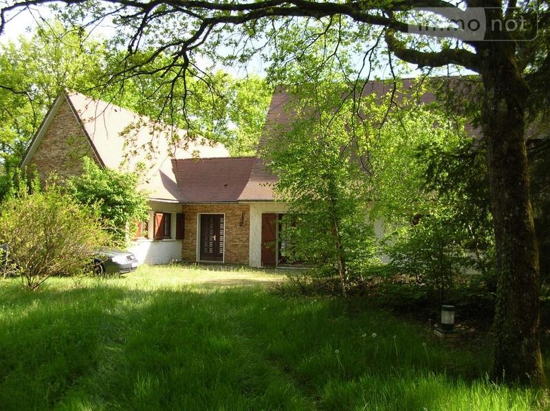 Maison a vendre La Ferté-Imbault 41300 Loir-et-Cher 173 m2 6 pièces 289750 euros