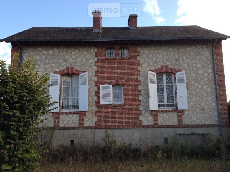 Maison a vendre Souesmes 41300 Loir-et-Cher 127 m2 7 pièces 110000 euros
