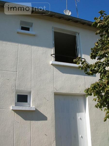 Maison a vendre Salbris 41300 Loir-et-Cher 68 m2 4 pièces 83700 euros