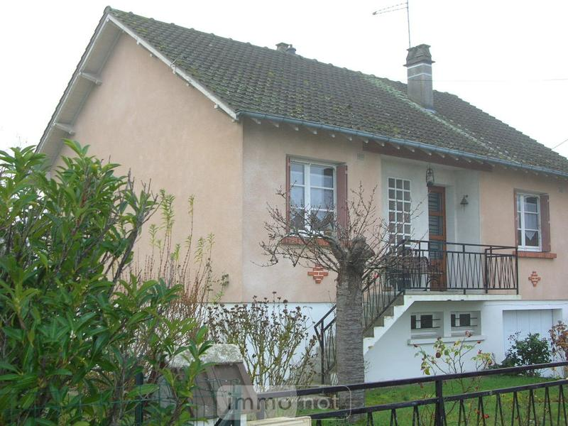 Maison a vendre Pierrefitte-sur-Sauldre 41300 Loir-et-Cher 90 m2 5 pièces 150700 euros