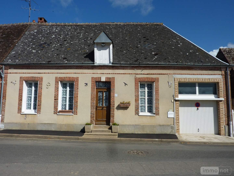 Maison a vendre La Fontenelle 41270 Loir-et-Cher 113 m2 5 pièces 120000 euros