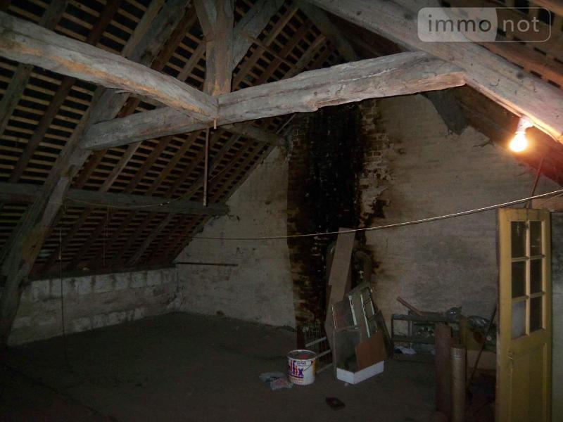 Maison a vendre Authon 41310 Loir-et-Cher 150 m2 6 pièces 78609 euros