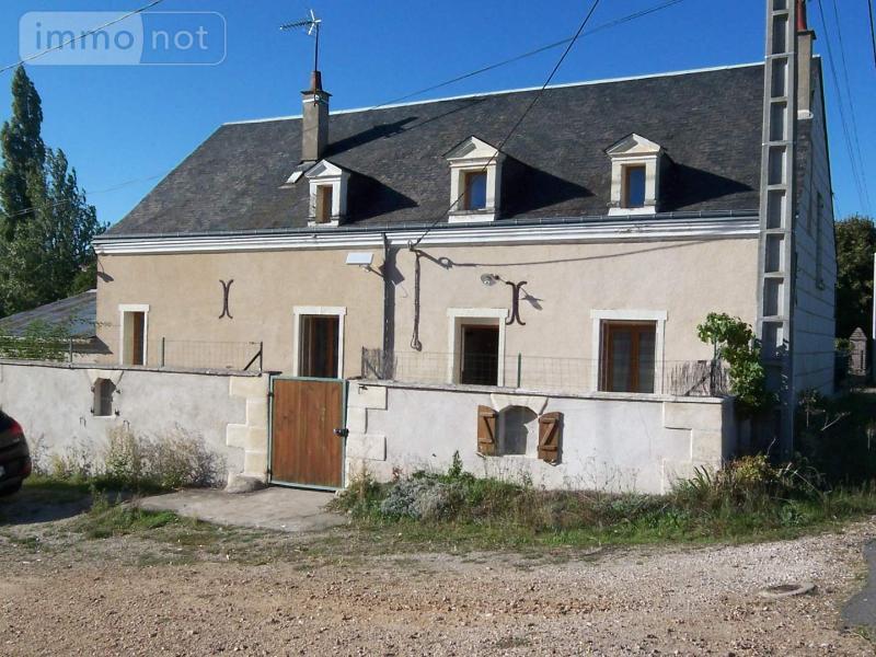 Achat maison ternay d partement 41 achat for Achat maison loiret