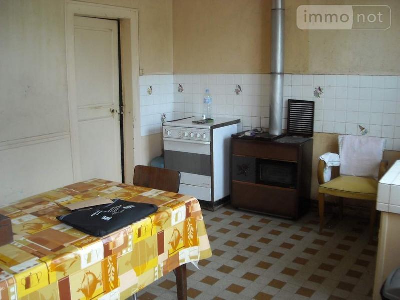 Maison a vendre Saint-Hilaire-la-Gravelle 41160 Loir-et-Cher 57 m2 3 pièces 63300 euros