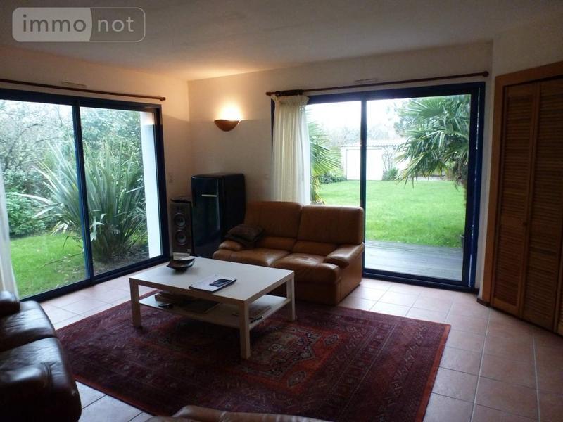Maison a vendre Saint-Nazaire 44600 Loire-Atlantique 109 m2 6 pièces 354400 euros