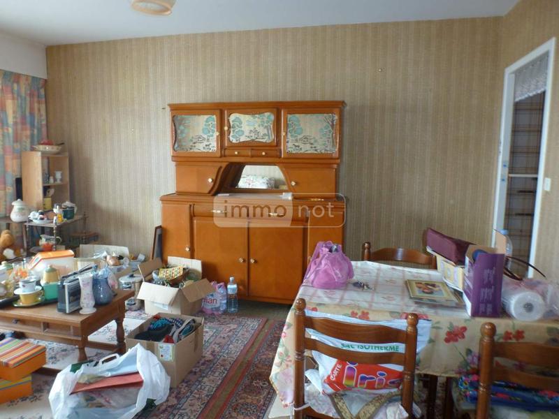 Appartement a vendre Montoir-de-Bretagne 44550 Loire-Atlantique 44 m2 2 pièces 71000 euros