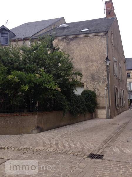 Immeuble de rapport a vendre Jargeau 45150 Loiret 260 m2  331000 euros