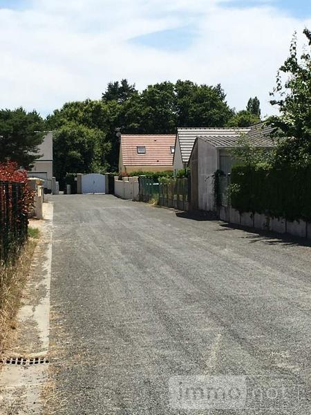 Terrain a batir a vendre Neuvy-en-Sullias 45510 Loiret 653 m2  46800 euros