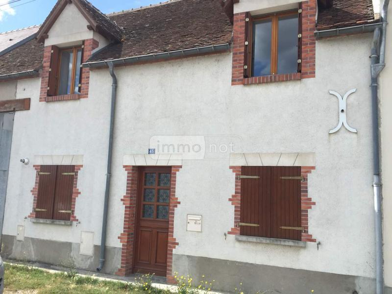 Location maison mareau aux pr s 45370 loiret 99 m2 6 for Location maison loiret 45