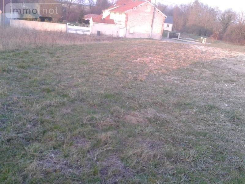 Terrain a batir a vendre Germinon 51130 Marne 1700 m2  87892 euros
