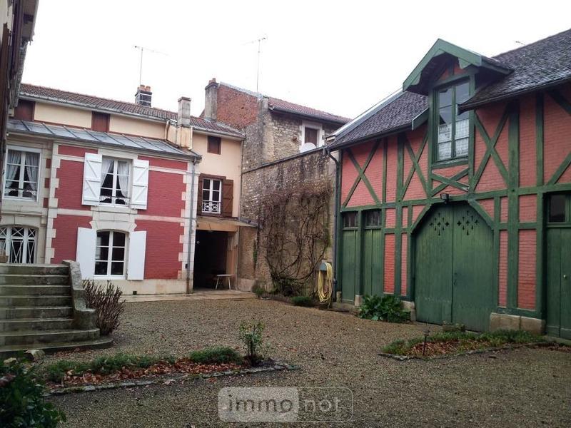 Maison a vendre Wassy 52130 Haute-Marne 200 m2 6 pièces 258872 euros