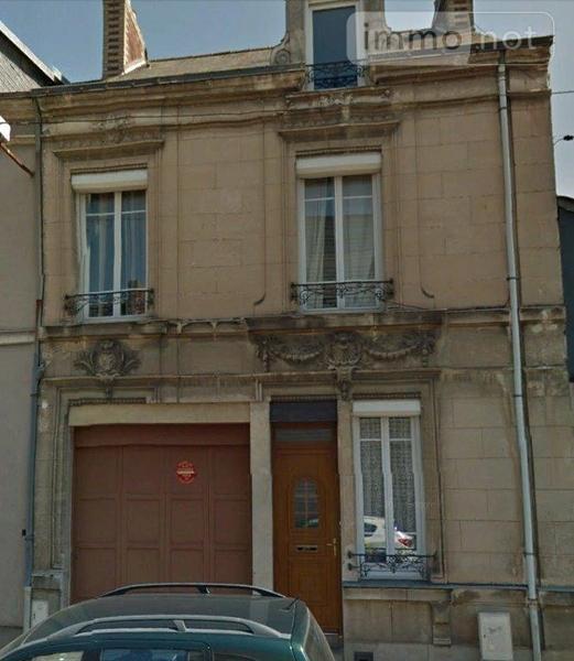 Maison a vendre Le Mans 72000 Sarthe 160 m2 6 pièces 207372 euros