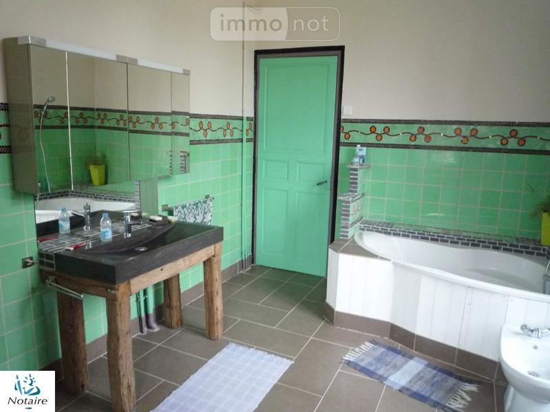 Maison a vendre Crannes-en-Champagne 72540 Sarthe 230 m2 6 pièces 516372 euros