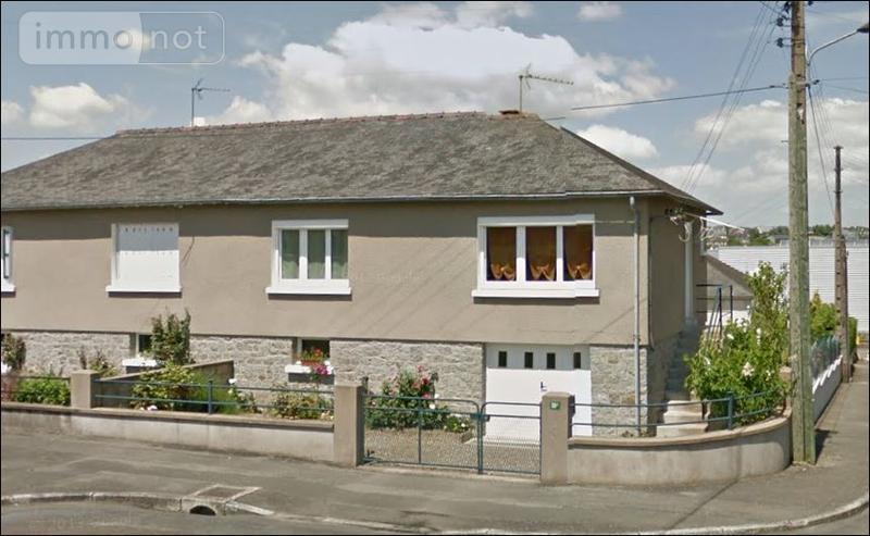 Maison a vendre Montsûrs 53150 Mayenne 54 m2 3 pièces 78622 euros