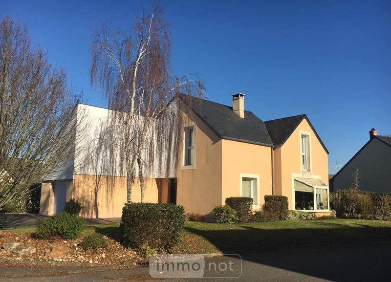 achat maison a vendre bonchamp l s laval 53960 mayenne 112 m2 6 pi ces 233122 euros. Black Bedroom Furniture Sets. Home Design Ideas
