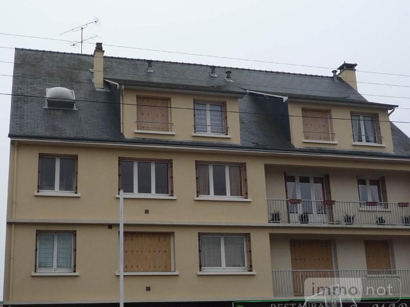 Appartement a vendre Laval 53000 Mayenne 85 m2 4 pièces 155872 euros