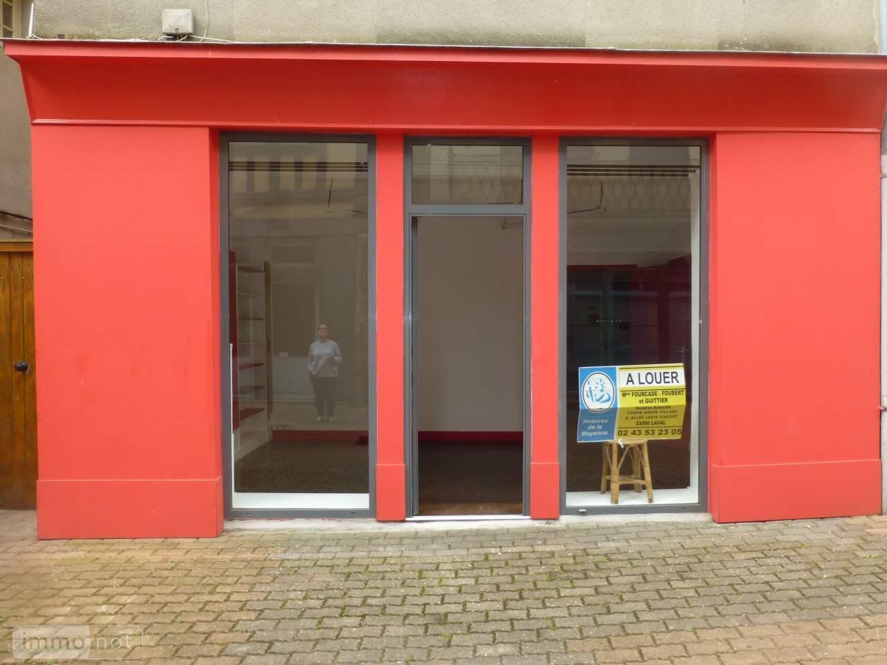 Location divers Laval 53000 Mayenne 30 m2  300 euros
