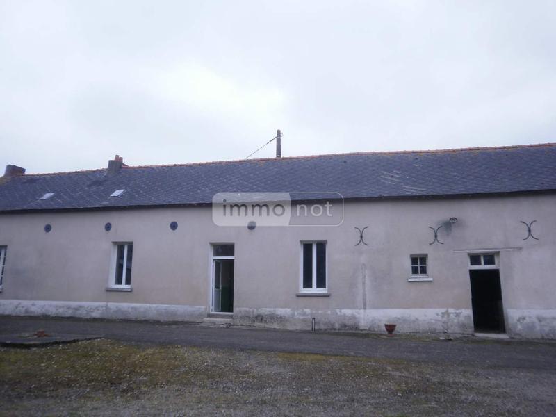 Maison a vendre Renazé 53800 Mayenne 90 m2 4 pièces 73472 euros