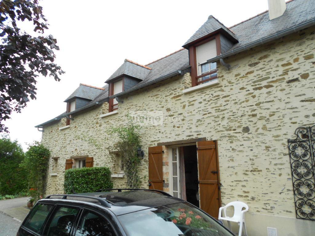 Maison a vendre Azé 53200 Mayenne 160 m2 6 pièces 424100 euros