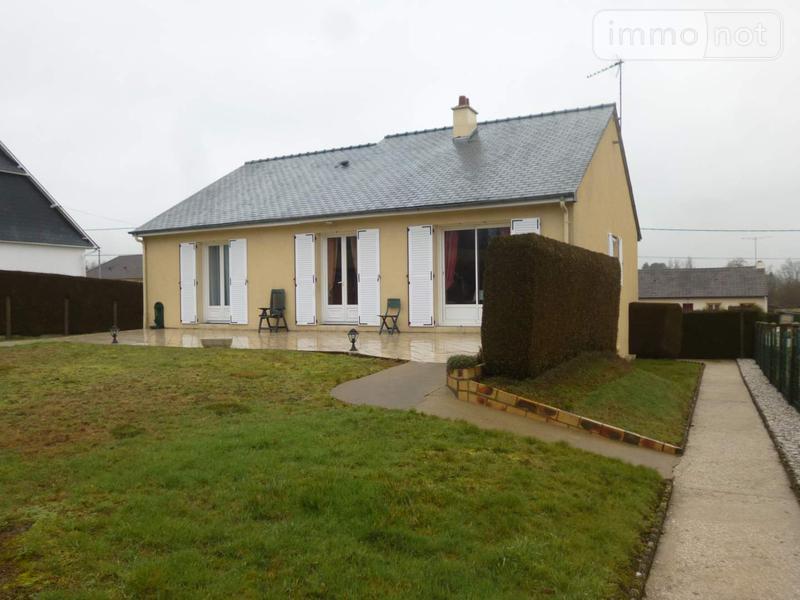 Maison a vendre Mayenne 53100 Mayenne 101 m2 6 pièces 166172 euros