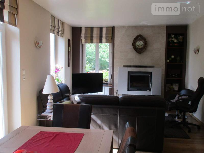 Maison a vendre Ernée 53500 Mayenne 122 m2 7 pièces 197048 euros
