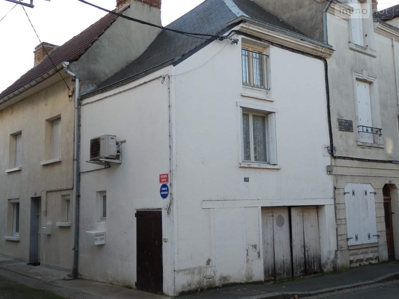 Maison a vendre Évron 53600 Mayenne 37 m2 2 pièces 42400 euros
