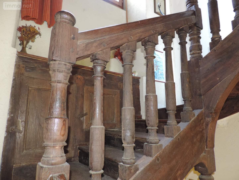 Maison a vendre Saint-Léger 53480 Mayenne 213 m2 9 pièces 361872 euros