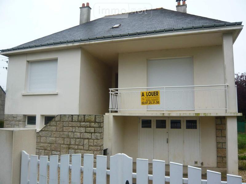 Maison a vendre Pontivy 56300 Morbihan 70 m2 4 pièces 171300 euros