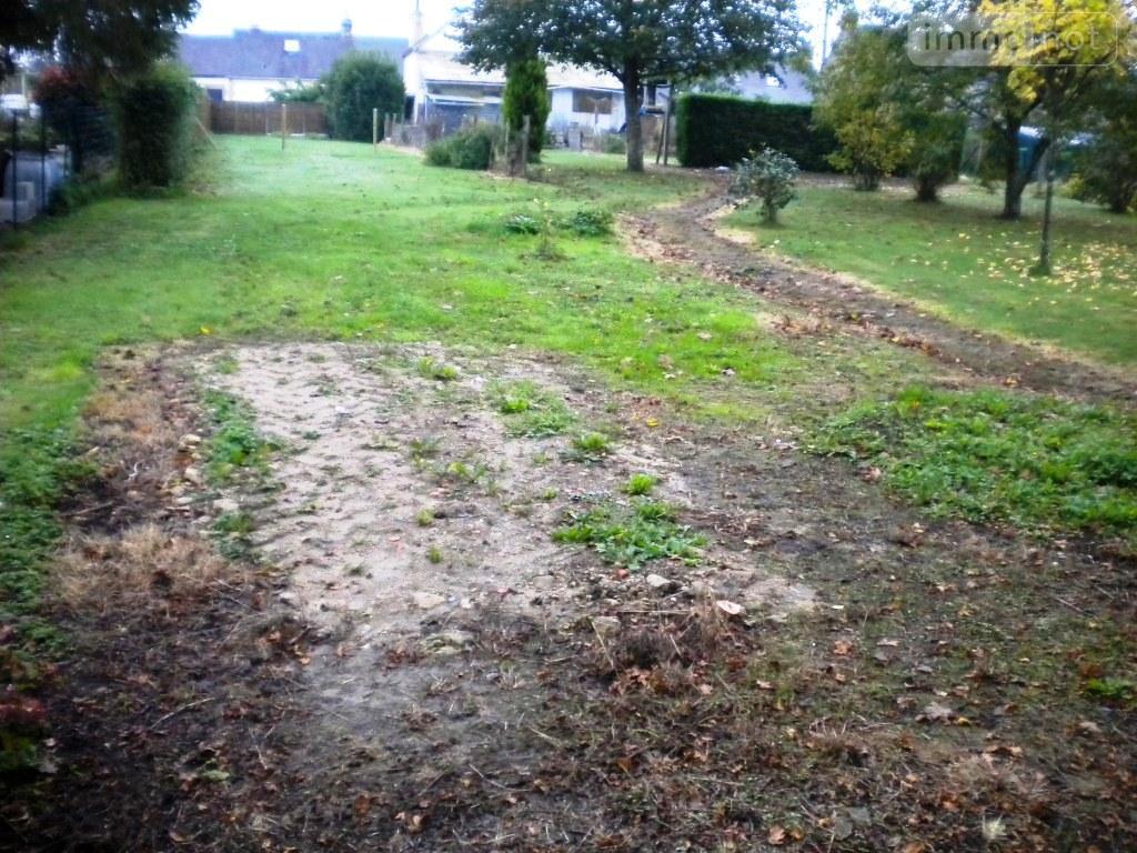 Terrain a batir a vendre Ploërdut 56160 Morbihan 738 m2  12792 euros